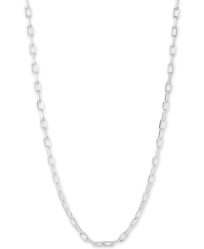 CHARMBAR - Adjustable Link Chain Necklace