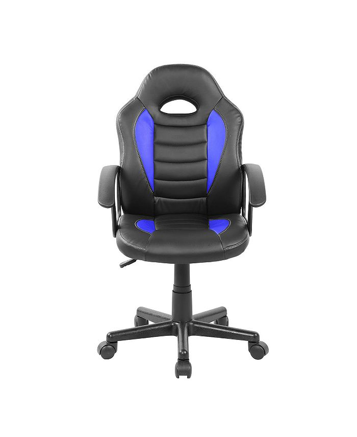 RTA Products - Techni Mobili Kid's Gaming Chair, Quick Ship
