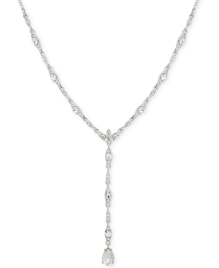 Givenchy - Crystal Lariat Necklace
