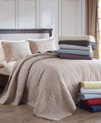 Quebec 5-Pc. California King Comforter Set