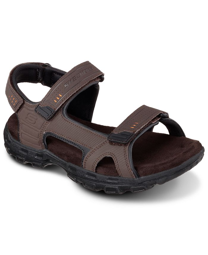 Skechers - Men's Relaxed Fit: Conner - Louden Sandals from Finish Line