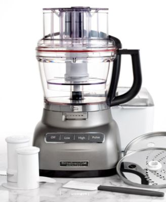 KitchenAid KFP1333ACS Food Processor, Architect 13 Cup
