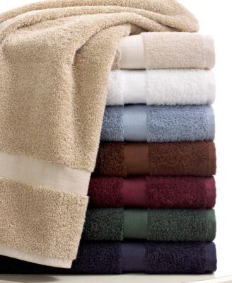 """Lauren Ralph Lauren Basic 27"""" x 52"""" Bath Towel"""