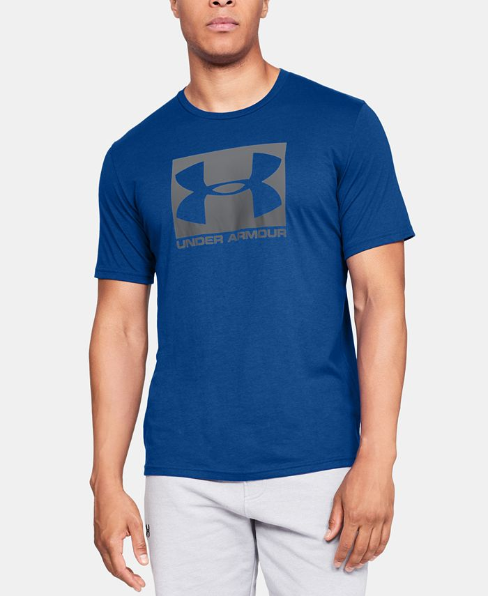 Under Armour - Men's UA Boxed Sportstyle Short Sleeve T-Shirt