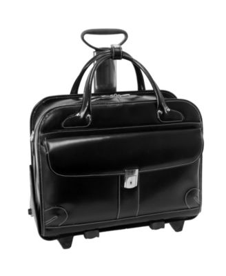 """Lakewood, 15"""" Fly-Through Checkpoint-Friendly Ladies Laptop Briefcase"""