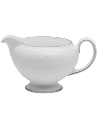 Wedgwood English Lace Creamer