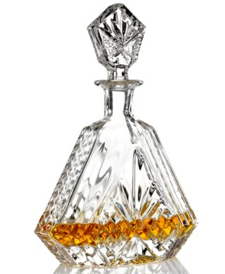 Godinger Barware, Dublin Triangle Decanter