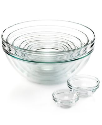 The Cellar Serveware, Stackable Mixing Bowls 9 Piece Set