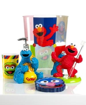 Jay Franco Bath Accessories, Sesame Street