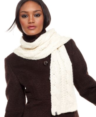 The North Face Scarf, Cable-Knit