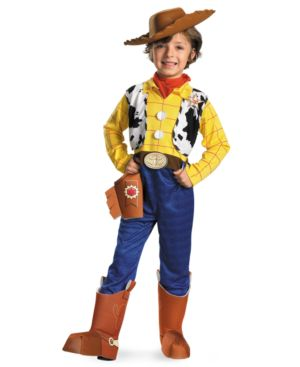 Image of Disguise Kids Costume, Boys and Little Boys Woody Costume