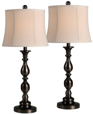 Ren-Wil Set of 2 Scala Table Lamps
