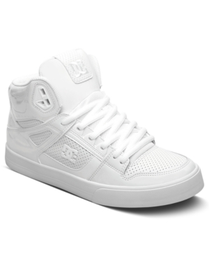 DC Shoes Spartan HI WC SE Sneakers Mens Shoes