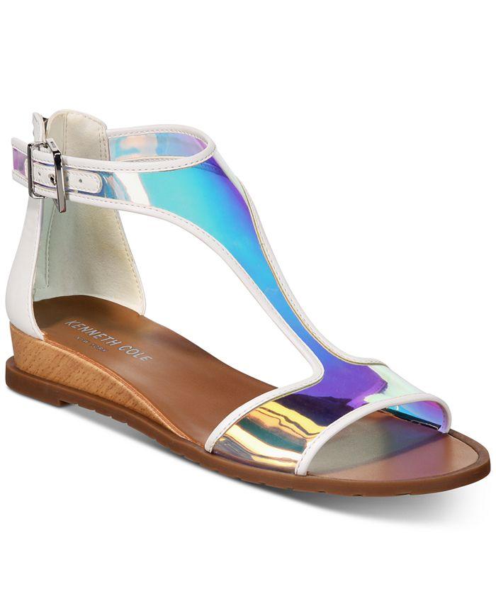 Kenneth Cole New York - Women's Jenessa Wedge Sandals