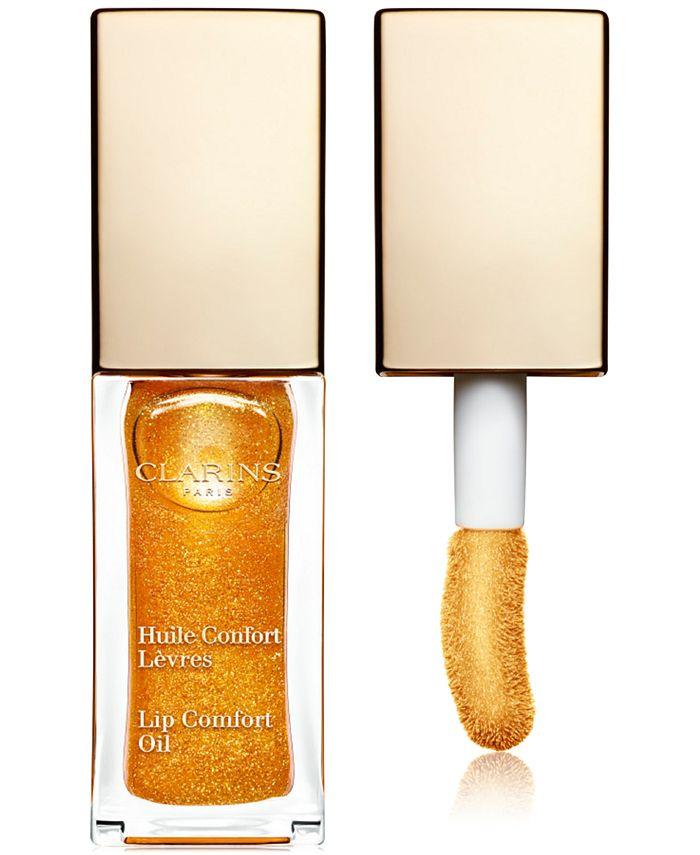 Clarins - Shimmer & Shine Instant Light Lip Comfort Oil, 0.1-oz.