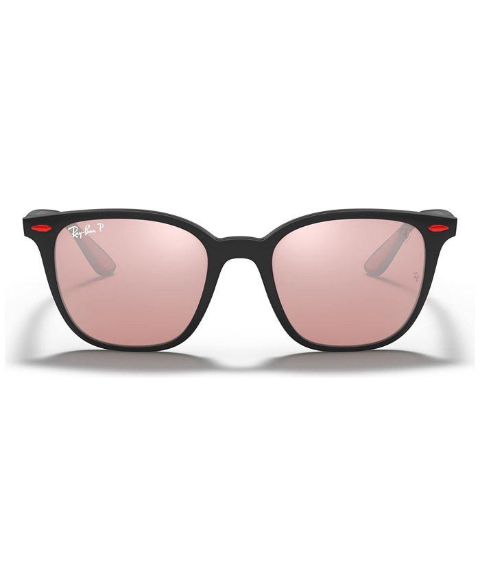 Ray-Ban - Polarized Sunglasses, RB4297M 51