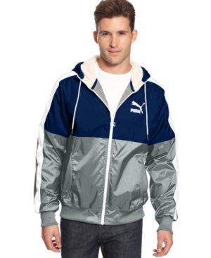 Puma Jacket Seasonal T7 Hooded Track Jacket