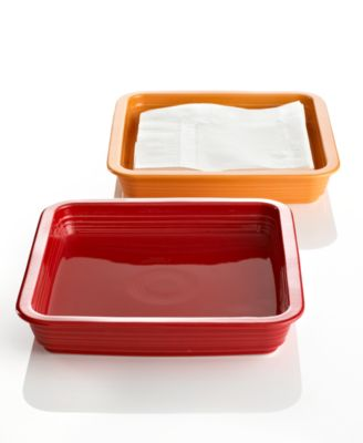 Fiesta Napkin Holder & Utility Tray