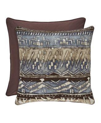 "J Queen Okemo  20"" Square Decorative Throw Pillow"