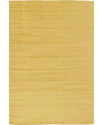 Axbridge Axb3 Gold 6' x 9' Area Rug