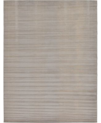 Axbridge Axb3 Gray 9' x 12' Area Rug