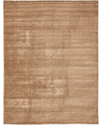 Uno Uno1 Light Brown 10' x 13' Area Rug