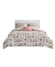Intelligent Design Ashley Queen 8-Pc. Comforter and Sheet Set