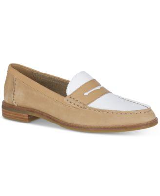 Seaport Penny Memory-Foam Loafers