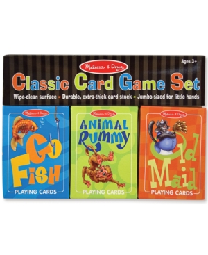 Baby Gear On Sale - Kid's Gear Online Melissa and Doug Kids Toys, Classic Card Game Set