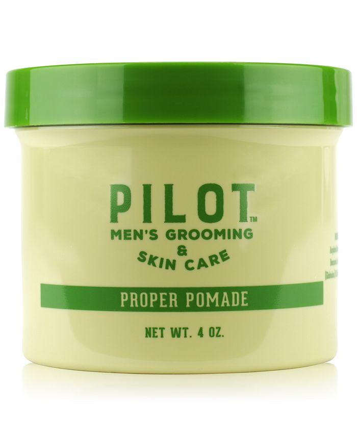 Pilot Men's Grooming & Skin Care - Pilot Proper Pomade, 4-oz.