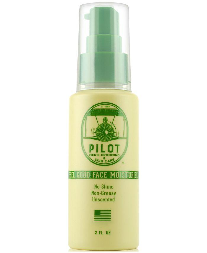 Pilot Men's Grooming & Skin Care - Pilot Feel Good Face Moisturizer, 2-oz.