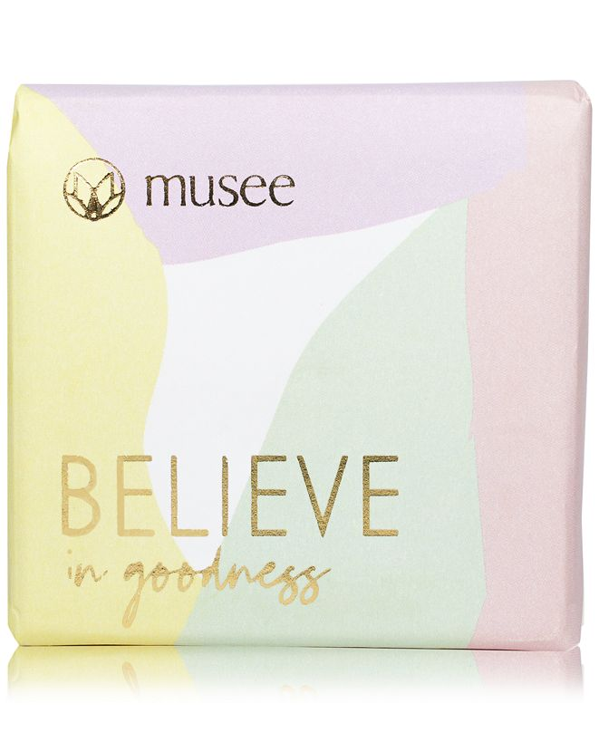 Musee Believe In Goodness Soap, 4.5-oz.