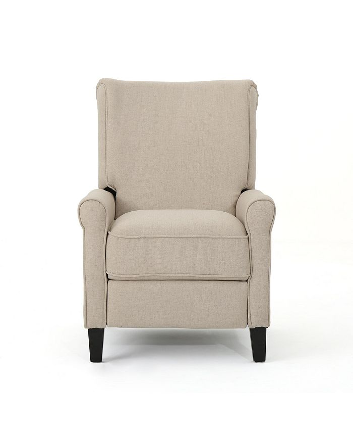 Noble House - Charell Recliner, Quick Ship