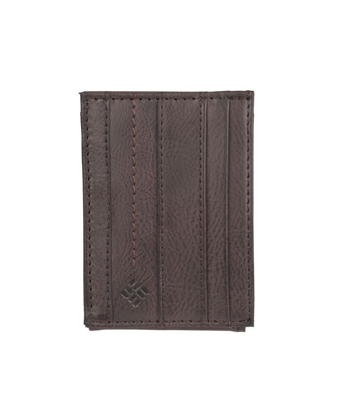 Columbia - RFID Slim Front Pocket Men's Wallet