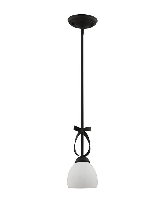 Livex - Brookside 1-Light Mini Pendant