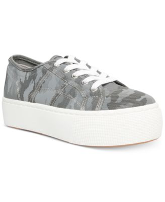 Emmi Lace-Up Flatform Sneakers