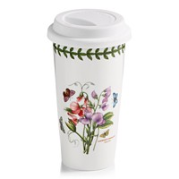 Deals on Portmeirion Botanic Garden Sweet Pea Mug