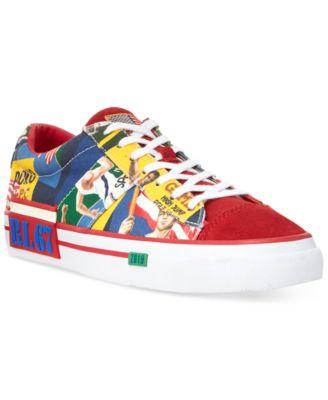 Polo Ralph Lauren Men's Sayer Sneaker