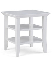 Acadian End Table