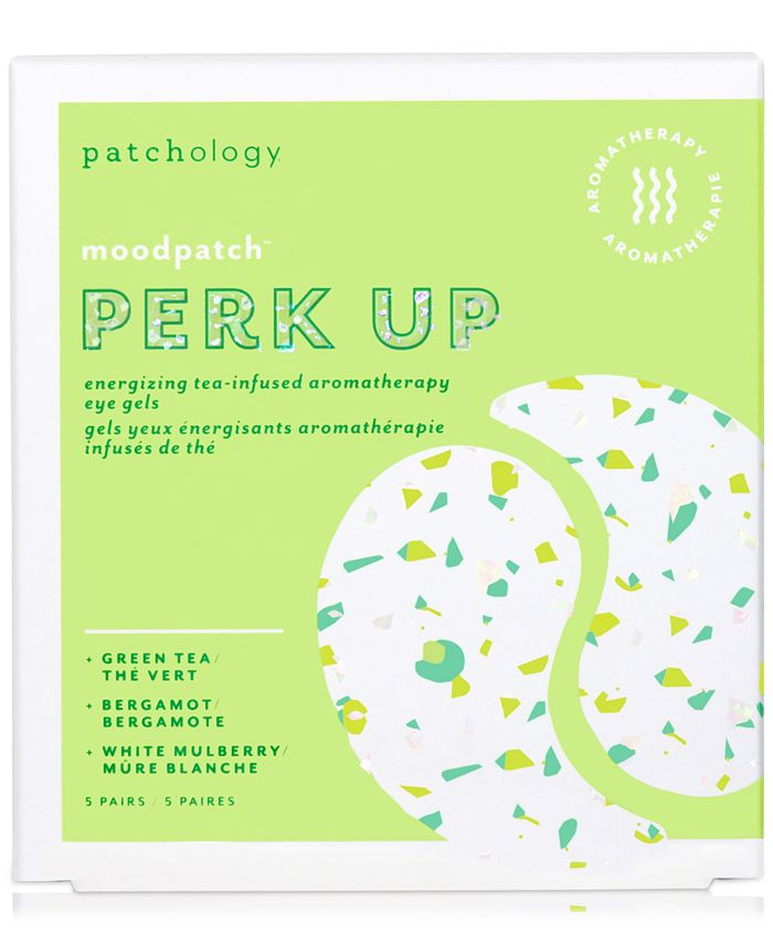 Patchology - Moodpatch Perk Up Energizing Tea-Infused Aromatherapy Eye Gels
