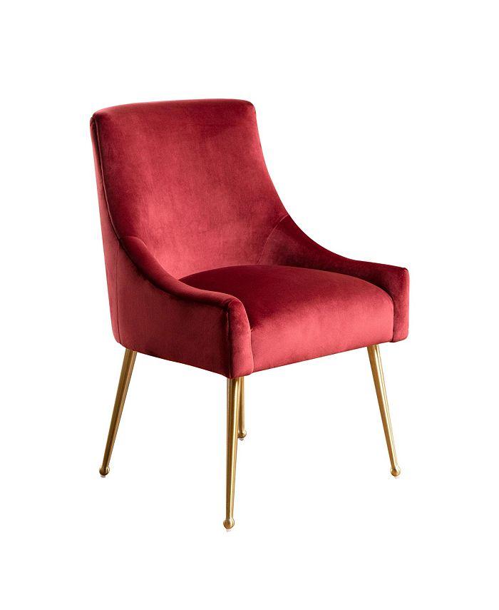 Abbyson Living - Dakota Dining Chair, Quick Ship