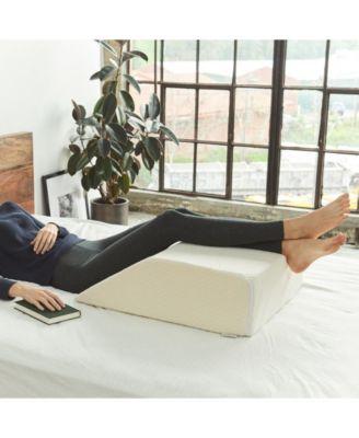 Zuma Leg Rest Therapeutic Foam Wedge Pillow
