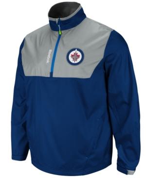 Reebok NHL Jacket Winnipeg Jets Center Ice Jacket