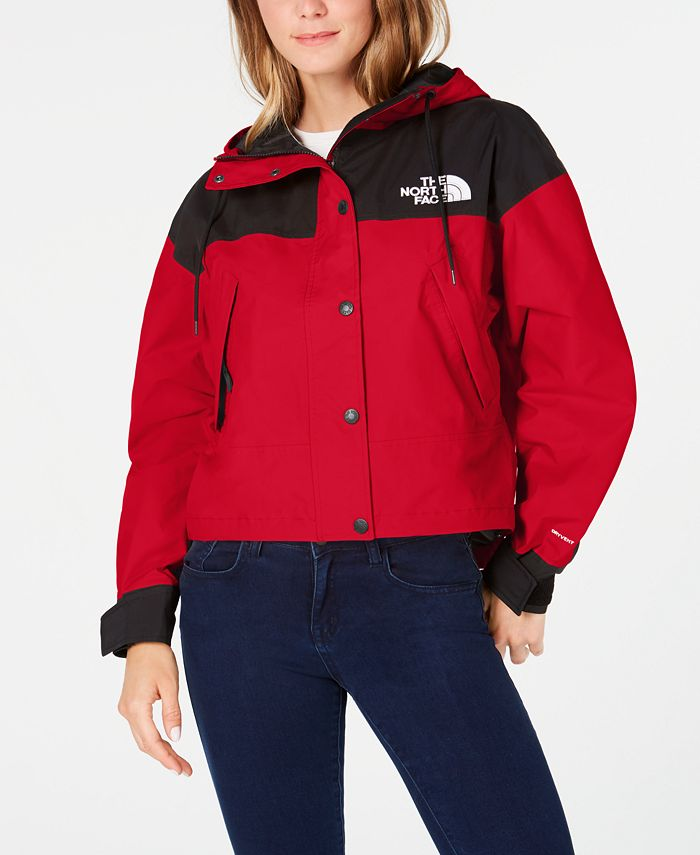 The North Face - Reign On Colorblocked Hooded Jacket