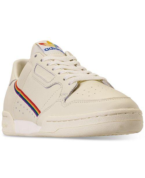 adidas originals continental 80 rainbow