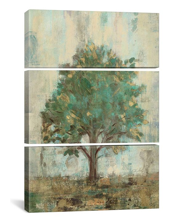 "iCanvas Verdi Trees I by Silvia Vassileva Gallery-Wrapped Canvas Print - 60"" x 40"" x 1.5"""