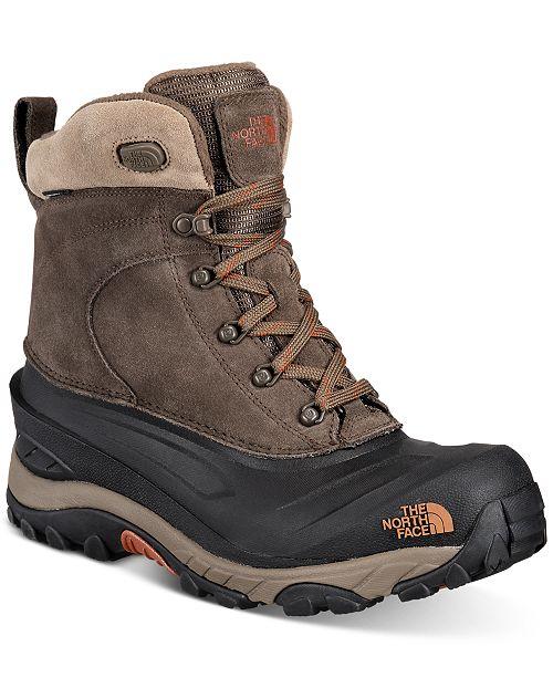 The North Face Men S Chilkat Iii Boots Reviews All Men S Shoes Men Macy S