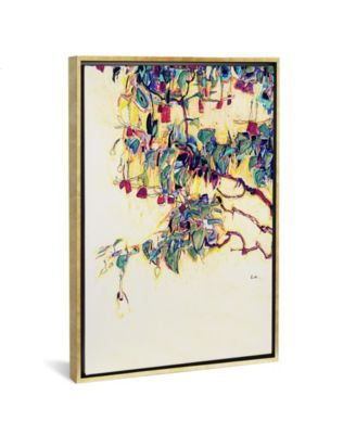 Sun Tree by Egon Schiele Gallery-Wrapped Canvas Print - 26