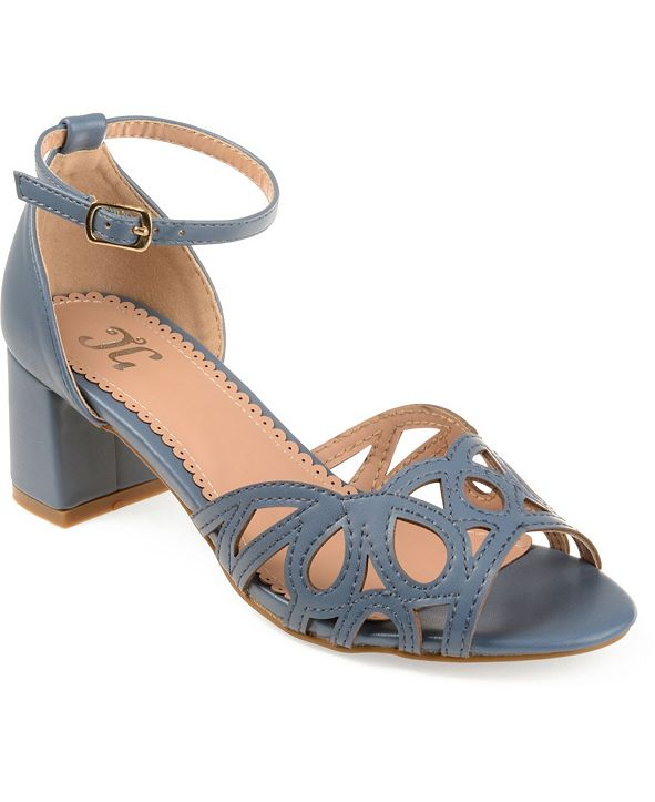 Journee Collection Women's Ashby Heels