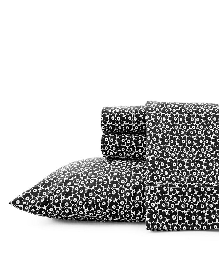 Marimekko - Pikkuinen Unikko Queen Sheet Set